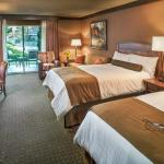 Newly Renovated Double Queen Room