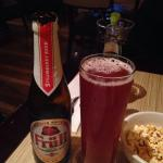 Strawberry beer - perfect for brunch!