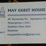 May Guesthouse Inle lake Foto