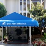 Front Entrance of Dana Point Marian Inn
