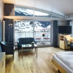Hotel Belvedere Grindelwald: Executive Doppelzimmer | Executive twin room | 38 m2