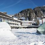 Hotel mit Botta's Thermalbad