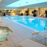 Indoor Pool & Hot Tub - Main Building