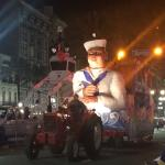 Mardi Gras parade - February 07, 2015