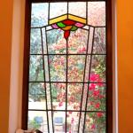 Window in breakfast room