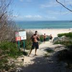 Billede af Backpackers Inn on the Beach at Byron Bay