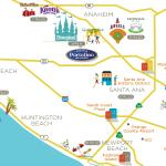 Local Attraction Map