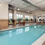 Relax in our indoor pool and jacuzzi