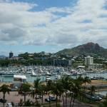 Blacony View of Townsville