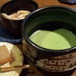 macha & mochi, tidbits in room