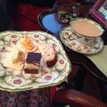 The sweetest afternoon tea
