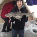 Another white fish!!!