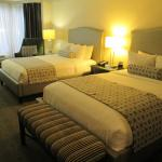 Lovely spacious rooms