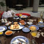 Breakfast in Alya