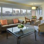 Hyatt Regency Cambridge Suite