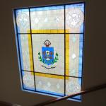 Stained Glass From Original Home