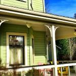 Wraparound Porch with Room One's Private Entrance