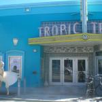 Frontage with Marilyn