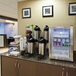 Enjoy Complimentary Coffee, Available 24-Hours