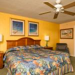 Enjoy our spacious Master Bedroom Suite with a walk in closet
