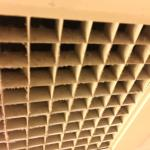 Dirty Vent in Bathroom