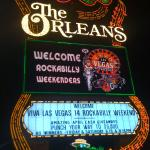 Orleans Hotel Sign