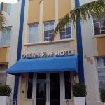 Photo of Ocean Five Hotel