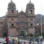 One of many fantastic historical buildings to be found in Cusco