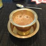 South Indian Filtered Coffee