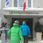 Photo de Holiday Inn Express Hotel & Suites Mont-Tremblant