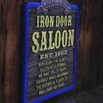 Iron Door Saloon and Grill Foto
