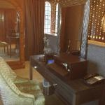 The luxurious 'Spring' suite