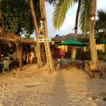 Sunset Castaway Bar