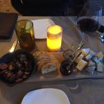 Love the cheese plate at the Restaurant, make sure to ask for it, delicious!!!'