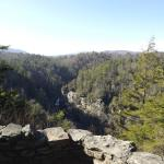 Top of Linville Falls