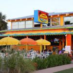 Located next door one of best restaurants on all Clearwater Beach Frenchys South Beach