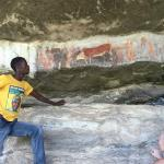 """A visit to see the Kamberg San Rock Art is a """"must""""."""
