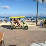 bike rentals on the boardwalk