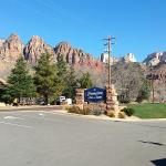 Hampton Inn & Suites Springdale Zion National Park Foto