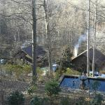 Asheville Cabins of Willow Winds Foto