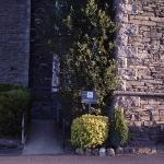 Disabled Ramp into Windermere Hotel