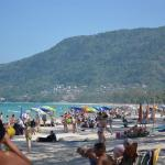 part of Patong Beach
