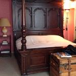 great bed very comfortable Rembrandt suite