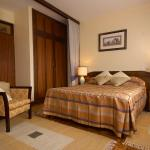 spacious warm  rooms