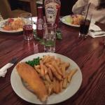 The George & Dragon in Coleshillの写真
