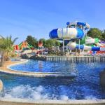 ¨Parc Aquatique du Camping Club Le Trianon -5*
