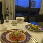 Late evening room service
