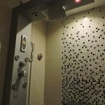 Great shower!