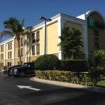 Foto de Holiday Inn Express Vero Beach-West I-95