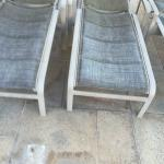 dated, ugly pool furniture
